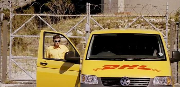DHL – I'm coming