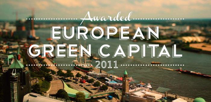 Hamburg – European Green Capital