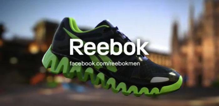 Reebok – Zig Tech