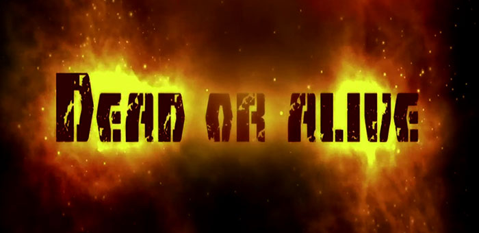 """Dead or Alive / Additional Shooting """"Fight Szene"""""""